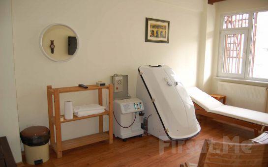 4. Levent Tria Club'da Mora Terapisi, Ayak Detoksu veya Diyetisyen Kontrolünde Yağ , Su, Kas Ölçümü, Diyet Programı Paket Seçenekleri