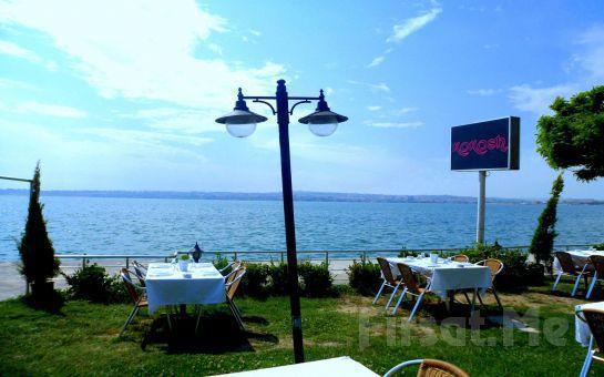 Büyükçekmece Kokosh Restoran'da Deniz Kenarında Leziz İftar Menüsü