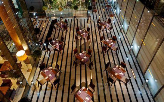 İstanbul İçin İftar Vakti Crown Plaza Harbiye'de On Bir Ayın Sultanına Yakışacak Açık Büfe İftar Keyfi