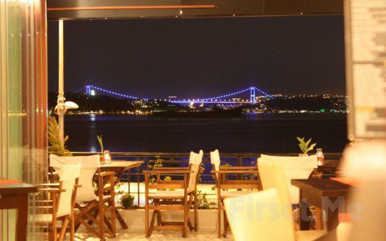 Deep Blue Restaurant'ta Boğaza Karşı Sevdiklerinizle Unutulmaz Bir İftar Yemeği