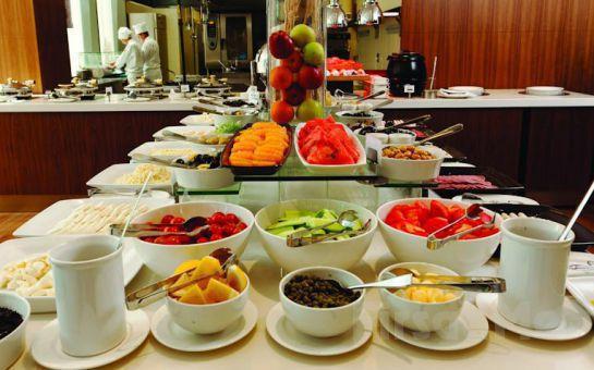 Crown Plaza Harbiye'de Superior Odalarda İki Kişi 1 Gece Konaklama ve Kahvaltı Keyfi!
