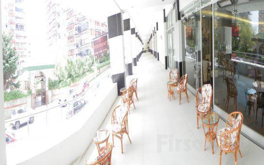 Cafe Dominant'tan 2 Kişilik İftar Yemeği + Sinema Keyfi!