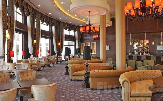 5 Yıldızlı Wellborn Luxury Hotel'de Şeker Bayramın'da 2 Kişi 1 Gece Deluxe Odada Konaklama + Açık Büfe Kahvaltı + SPA Kullanımı, Akşam Yemeği Seçeneğiyle!