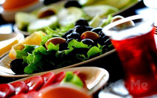 Beykoz Mavilla Hotel Restaurant'ta Yöresel Lezzetler Eşliğinde Serpme Kahvaltı Keyfi!