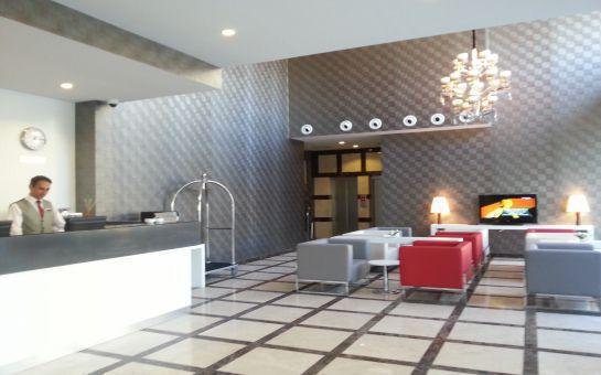 Beylikdüzü Bika Suites İstanbul Hotel Teras Restaurant'ta Zengin Açık Büfe Kahvaltı!