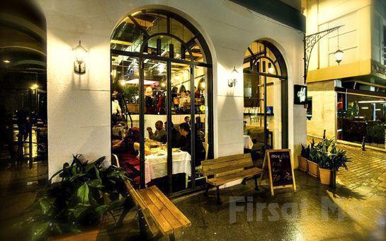 Beyoğlu Asmalımescit Afili Meyhane'de İçki Dahil Leziz Akşam Yemeği!