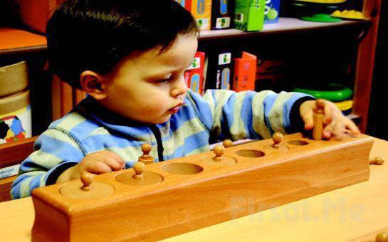 Çocuklarınızın Zihinsel Gelişiminde Etkili Montessori Kulplu Silindir Bloklar!
