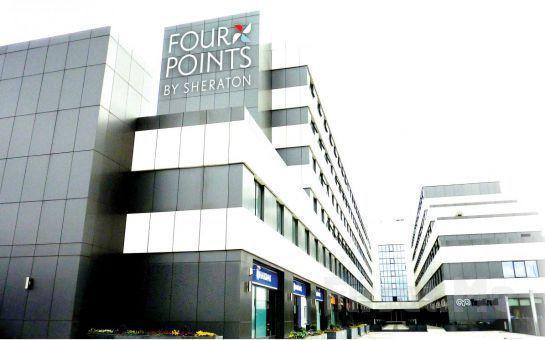 Four Points By Sheraton İstanbul Ümraniye'de 2 Kişi 1 Gece Konaklama, Kahvaltı