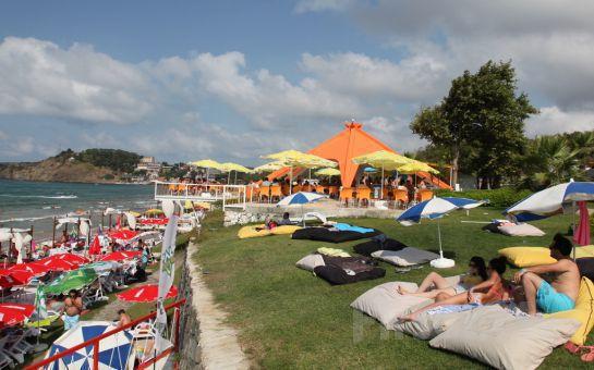 Kilyos Solar Beach'te, Bu Cumartesi Dj.Tarkan ile Çılgın Beach Eğlencesi + Plaj Girişi!