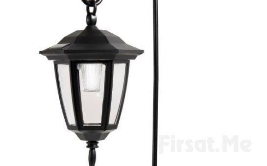 Bahçeniz için Led Işıklı Solar Bahçe Lambası!