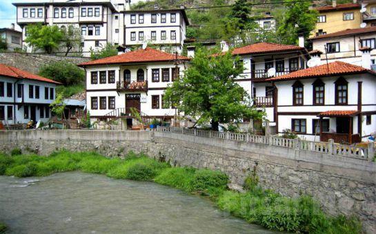 Leggo Tur'dan Kurban Bayramında 2 Gece Yarım Pansiyon Konaklamalı Eskişehir, Odunpazarı, Göynük, Mudurnu, Abant, Sapanca, Maşukiye Turu