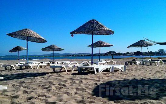 Tatil Bugün'den Kurban Bayramı'na Özel 3 Gece Yarım Pansiyon Konaklamalı 5 Günlük Ayvalık + Cunda + Bozcaada + Assos + Kazdağları Doğa ve Deniz Turu!