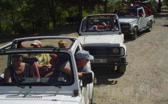 Sarıçamlar Turizm'den Kurban Bayramında 3 Gün 2 Gece 5* The Ness Termal Konaklamalı Kocaeli Yaylaları Jeep Safari ve Kestane Toplama Turu