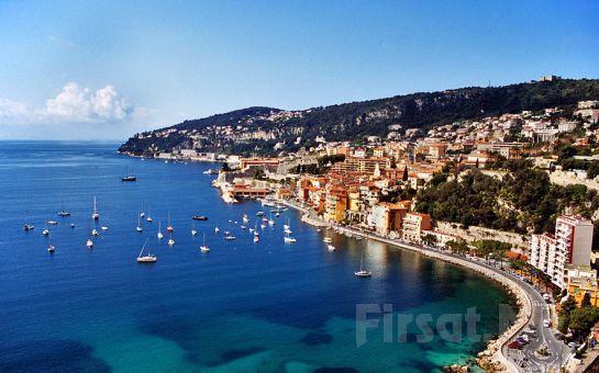 Alibaba Tur'dan Pegasus Havayolları İle Kış Döneminde 3 Gece Konaklamalı İtalya, Fransa (Nice, Milano) Turu