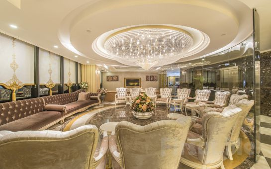 Yenibosna Midmar Deluxe Hotel'de Standart Odalarda Konaklama, Spa Merkezi Kullanımı, Kahvaltı ve Kişi Seçenekleriyle
