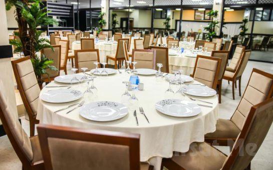 Darıca Emsa Palace Hotel'de 2 Kişi 1 Gece Konaklama + Açık Büfe Kahvaltı + Öğlen veya Akşam Yemeği + Darıca Faruk Yalçın Hayvanat Bahçesine Giriş Fırsatı!