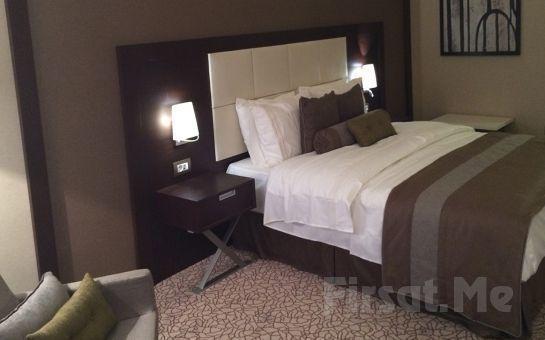 Ramada Hotel & Suites Merter'de 2 Kişi 1 Gece Konaklama, Kahvaltı Seçeneğiyle !