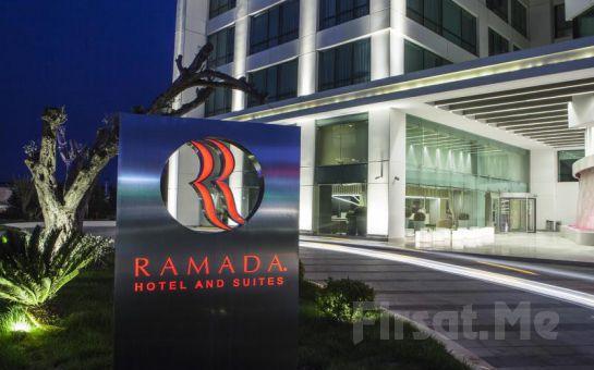 Ramada Hotel Suites İzmir Kemalpaşa'da 2 Kişi 1 Gece Konaklama Keyfi Kahvaltı Seçeneğiyle!