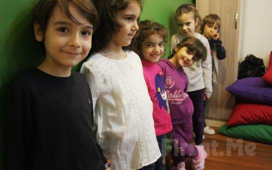 Çocuğunuzun Yeteneklerini Keşfedin İstanbul Kumpanya'sından Çocuklar İçin 1 Aylık Drama ve Tiyatro Eğitimi