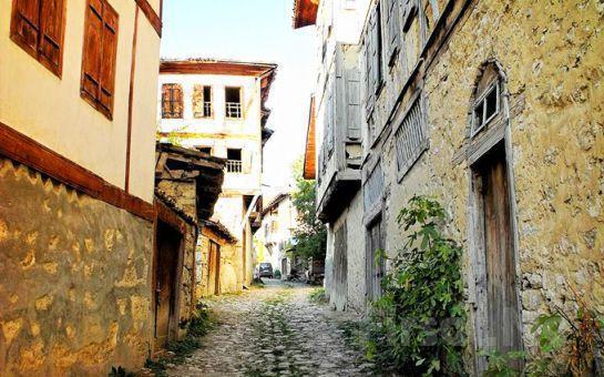 Leggo Tur'dan 29 Ekim Ve Sonbahar'da 5000 Yıllık Tarihe Sahip Günübirlik Safranbolu & Yörük Köyü Turu!
