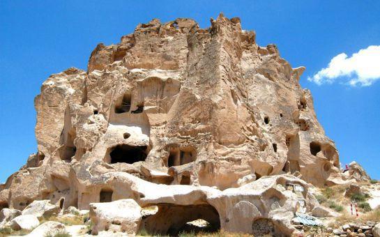 Dünyanın 8. Harikası Kapadokya'da 5* Otellerde Yarım Pansiyon Konaklamalı Kapadokya Turu