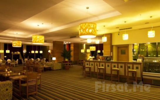 Sandıklı Thermal Park Otel'de Kişi Başı Konaklama, Kahvaltı, Akşam Yemeği, Termal Havuz Kullanımı