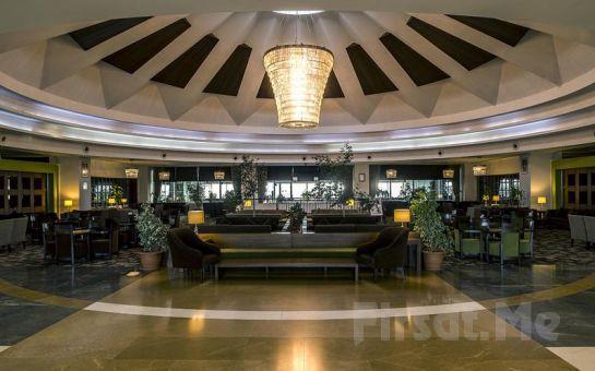 Sandıklı Thermal Park Otel'de Kişi Başı Konaklama + Kahvaltı + Akşam Yemeği + Termal Havuz Kullanımı!