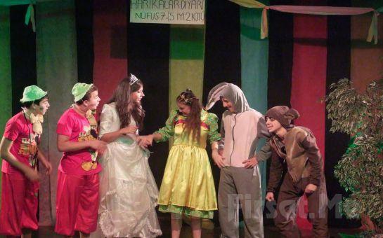 1001 Sanat'tan HARİKALAR DİYARI Çocuk Tiyatro Oyunu