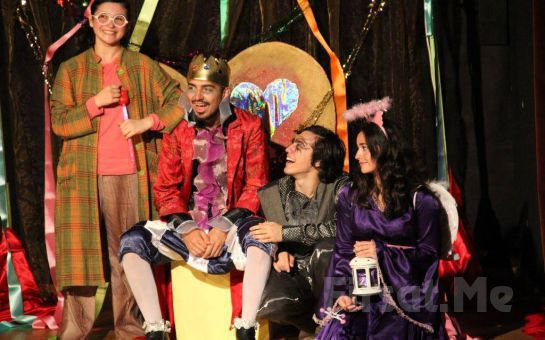 1001 Sanat'tan ARKADAŞIM KALEM Çocuk Tiyatro Oyunu!