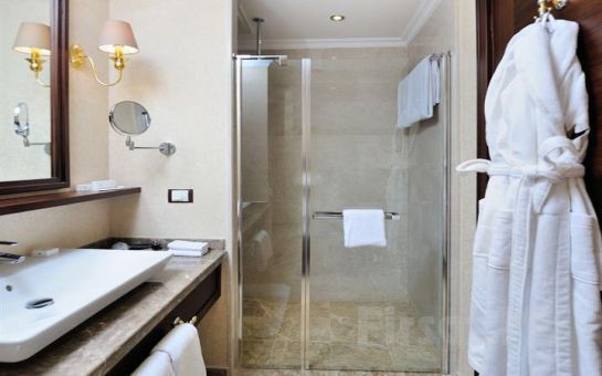 Leggo Tur'dan 5* Wellborn Hotel'de 1 Gece Yarım Pansiyon Konaklama + Türk Hamamı + Kapalı Havuz + Sauna Kullanımı Dahil KARTEPE Kayak Turu!