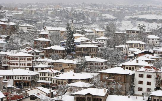 Leggo Tur'dan 1 Gece Konaklamalı Safran Çiçeği Hasadı + Tokatlı Kanyonu + Yörük Köyü & Safranbolu Turu!