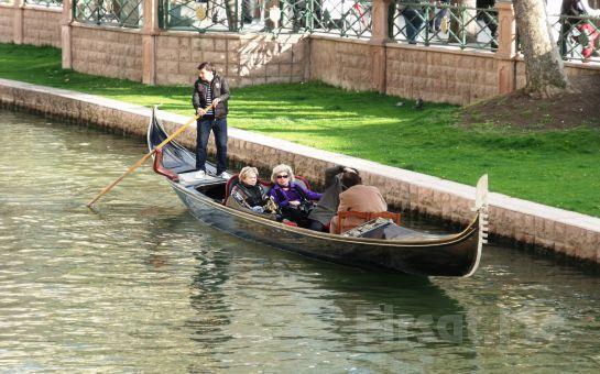 Leggo Tur'dan 1 Gece Konaklamalı Balmumu Müzesi ve Tekne Turu Dahil Eskişehir & Odunpazarı Turu!