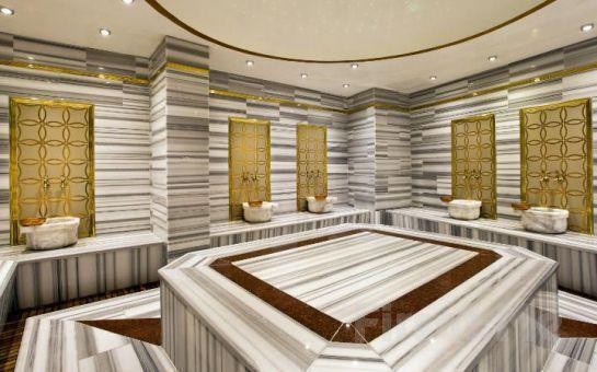 Yalova Black Bird Thermal Hotel'de Çiftlere Özel Masaj, Kese Köpük, Kil Maskesi, Doktor Balık Uygulaması, Türk Hamamı ve SPA Kullanımı