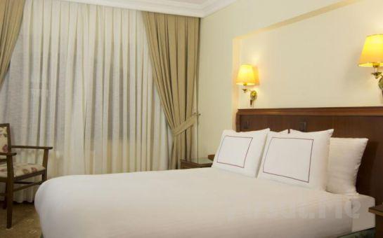 Boğaz Manzaralı Sirkeci Orient Express Hotel'de 2 Kişi 1 Gece Konaklama, Kahvaltı Keyfi