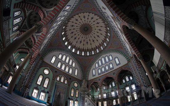 Tarihe Yolculuk Yapmaya Ne Dersiniz! Tatil Bugün'den 1 Gece Konaklamalı Eskişehir ve Odunpazarı Turu!