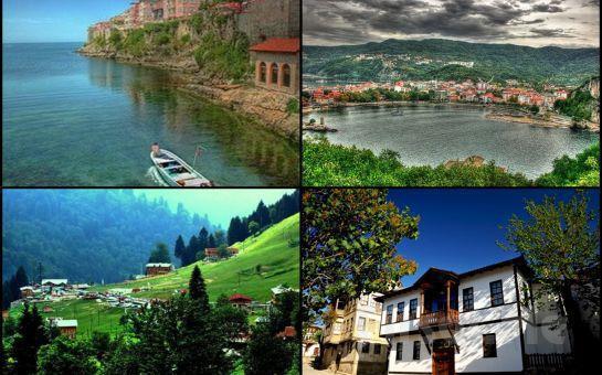Ces Travel'dan 2 gün 1 gece Y/P Konaklamalı Batı Karadeniz Hafta Sonu Turu (Ek Ücret Yok)
