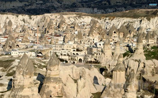 Sarıçamlar Turizm'den Hergün Hareketli Öğle Yemeği Dahil KAPADOKYA ŞAHESERLERİ Turu