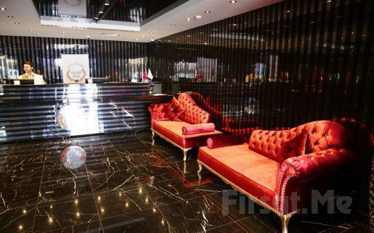 Ataşehir Palace Hotel'de 2 Kişi 1 Gece Konaklama Keyfi Kahvaltı Seçeneğiyle!