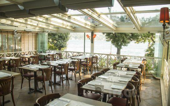 Boğazın Yanıbaşında Ortaköy My Deniz Restaurant'ta 26 Çeşitten Oluşan Serpme Kahvaltı Keyfi
