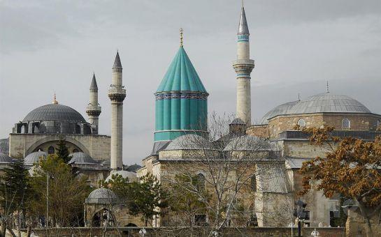 Leggo Tur'dan YP 5*Otel Konaklamalı Kapadokya Ve Konya Şeb-i Arus Turu