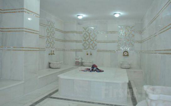 Florya Sevcan Hotel'de SPA Kullanımı, Masaj Keyfi ya da Havuz Kullanımı