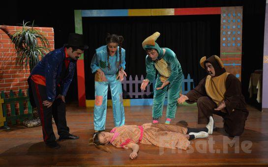 Birdirbir Çocuk Tiyatrosu'ndan Kozyatağı Kültür Merkezi'nde Aralık Ayına Özel Eğitici ve Eğlenceli Çocuk Oyunları