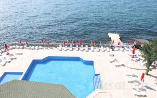 Silivri Family Resort Hotel'de 2 Kişi 1 Gece Konaklama, Açık Büfe Kahvaltı, Akşam Yemeği Seçeneğiyle!