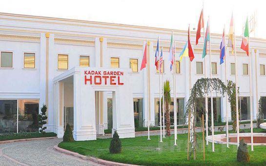 Bahçelievler Basın Ekspres Kadak Garden Hotel'de 2 Kişi 1 Gece Konaklama ve Kahvaltı Keyfi