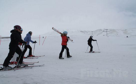 Sarıçamlar Turizm'den Kayseri'de Kayak + Kapadokya Gezisi + Gidiş-Dönüş Uçak Bileti + Yarım Pansiyon Konaklama + Öğlen Yemeği Dahil Tur!