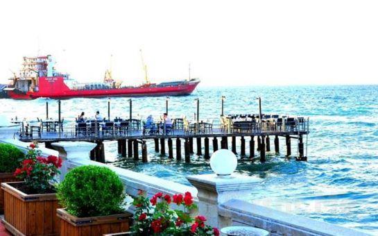 Montania Town Hotel Mudanya'da 2 Kişi 1 Gece Konaklama ve Kahvaltı Keyfi