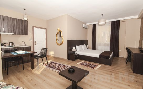 Maltepe Bossuite Hotel'de Çift Kişi Kahvaltı Dahil 3 Farklı Suite Odalarda Konaklama Seçenekleri