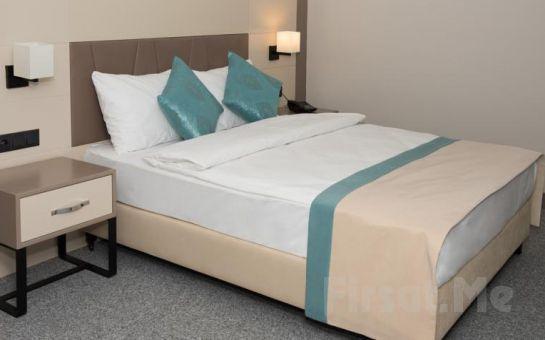 Kadıköy Bossuite Hotel 2 Kişi 1 Gece Konaklama, Kahvaltı Keyfi