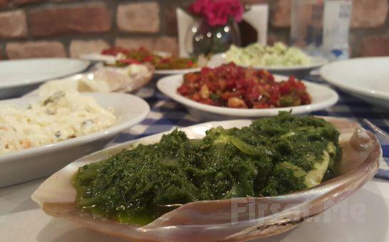 Beyoğlu Nevizade, Zade Meyhane'de Hafta İçi İçkili Leziz Akşam Yemeği!