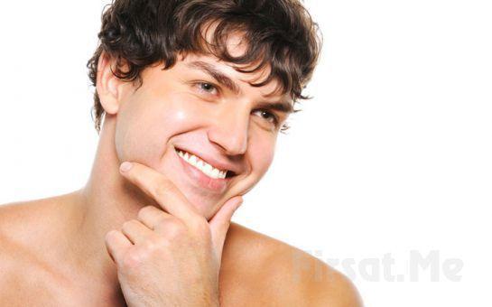 Pendik LivaDerm Güzellik Merkezi'nden, Erkekler İçin 3 Bölge (Yanak, Boyun, Ense) İstenmeyen Tüy Uygulaması